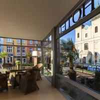 Hotel Ratuszowy, отель в городе Хойнице