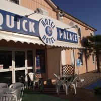 Quick Palace Le Mans, hotel in Saint-Saturnin