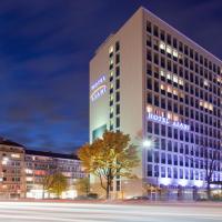 ホテル アサヒ、デュッセルドルフのホテル