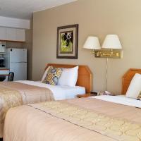 Athabasca Lodge Motel, hotel em Athabasca