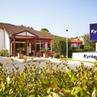 Kyriad Nîmes Ouest A9, отель в Ниме