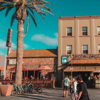 Surf City Hostel, hotel in Hermosa Beach