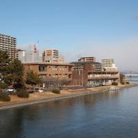 Hotel ab Shiga, hotel in Otsu