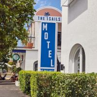 The Sails Motel Brunswick Heads, hotel em Brunswick Heads