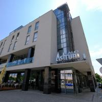 Business Hotel Astrum Laus, hotel v Leviciach