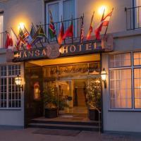 Hansa Hotel Swakopmund, hotel in Swakopmund