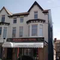 Holmeleigh Hotel, hotel in Blackpool