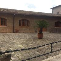 Monastero SS. Annunziata, отель в Тоди