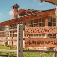 Cuscungo Cotopaxi Hostel & Lodge, hotel em Chasqui