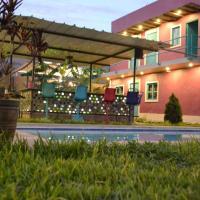 The Upcycled Hostel Huacachina