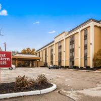 Best Western Plus Dayton Northwest, hotel in Englewood