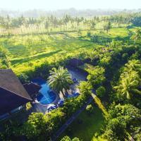 Bhuwana Ubud Hotel and Farming、ウブドのホテル