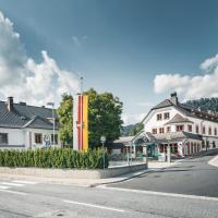 Das Salvator Iris Porsche Landhotel, Hotel in Friesach