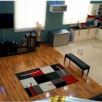 Seth House Penthouse at International Airport Road Ikeja, hotel near Murtala Muhammed International Airport - LOS, Ikeja