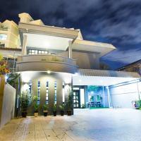 G Beach Front Villa