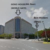 Incheon Airport Gogo House, hotel perto de Aeroporto Internacional de Incheon - ICN, Incheon