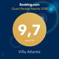 Villa Atlantis, hotel in Peyia