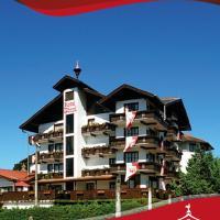 Hotel Tirol, hotel em Treze Tílias