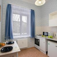 Apartment near Permskaya Fair