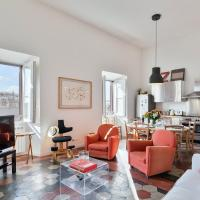 Rome as you feel - Dante Penthouse - Large Terrace with View