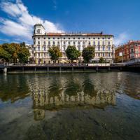 Hotel Continental, hotel in Rijeka