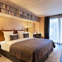 St-Alban Hotel & Spa, hotel in La Clusaz