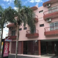 Hotelgarten, hotel en Crespo