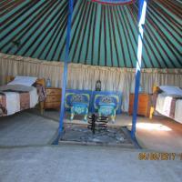 Yurt-complex Biy-Khem, отель в городе Kara-Khak