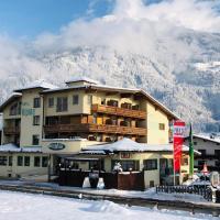 Hotel Alpina, hotel in Ried im Zillertal