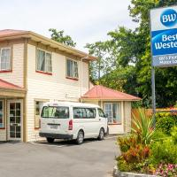 Best Western BKs Pioneer Motor Lodge, hotel near Auckland Airport - AKL, Auckland