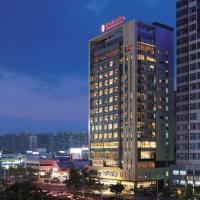 광주에 위치한 호텔 라마다 플라자 광주 호텔