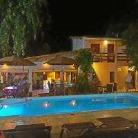 Abaquar Hostel, hotel na Ilha de Boipeba