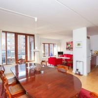 Bright, spacious and trendy apartment in CPH