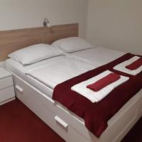 Penzion Quattro, отель в городе Усти-над-Орлици