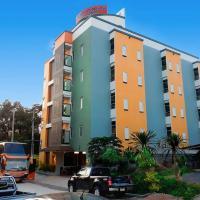 The Parawood Natrang Hotel, hotel in Trang