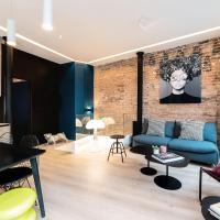 Exclusive Loft in Le Marais with AC