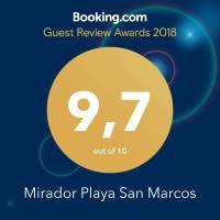 Mirador Playa San Marcos, hotel en Icod de los Vinos