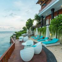 Ogix Cliff Paradise, hotel di Nusa Penida