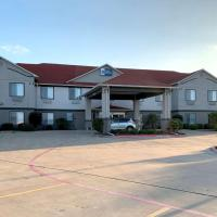 Best Western Limestone Inn and Suites, hotel in Mexia