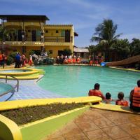 Endielina's inland resort, hotel in Estancia
