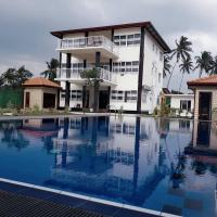 BLUE BEACH VILLA, hotel in Wadduwa