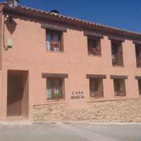 Casas rurales Cella, Casa Abascal, hotel in Cella