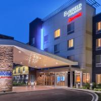 Fairfield Inn & Suites by Marriott Huntington, Hotel in Huntington