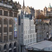 Market Street hotel, hotel in Princes Street, Edinburgh