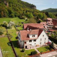 Chambre d'Hotes Petit Arnsbourg, hótel í Obersteinbach