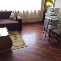 """Departamento 3 """"Casa d' Irene"""", hotel em Quito"""