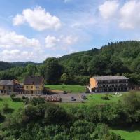 Hotel Restaurant Berghof, Hotel in Daun