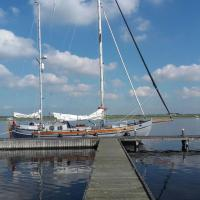 Privé B&B Zeilboot Noorderlicht, hotel in Kamperland