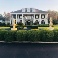 The Plantation House Boutique Inn, hotel in Pflugerville