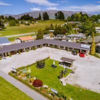 Alpine Motel, hotel in Wanaka